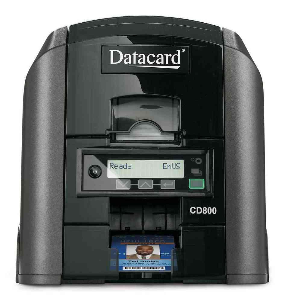 27d1b4e28ca2 Impresora de tarjetas CD800, ¡Última generación!
