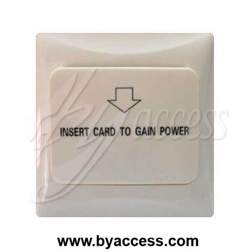 Energy Saving Switch para hoteles BYLH-HES